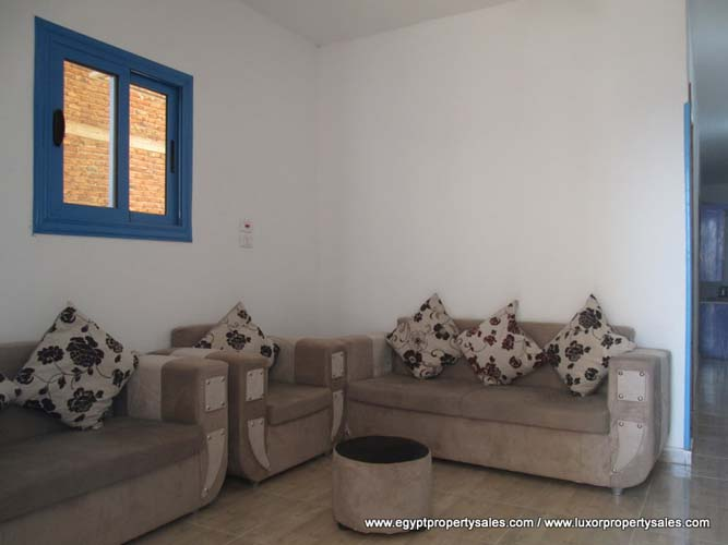 WB2013S Apartment building for sale with the Nile views in Egypt, Luxor