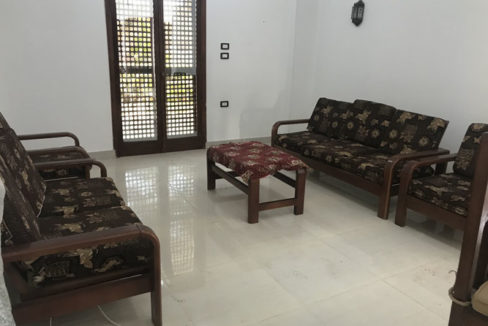 WB1955S Modern apartment with amazing garden for sale in Egypt, Luxor