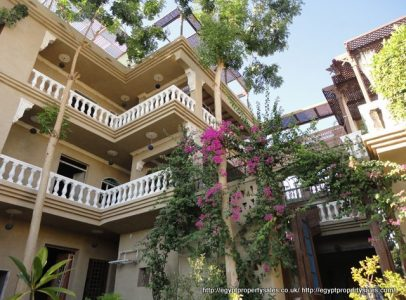 WB723R Lovely uniquely designed 17 bedrooms hotel in Ramla West Bank Luxor