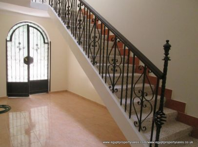WB527S Two storeys house for sale in West Bank of Luxor city Gezira