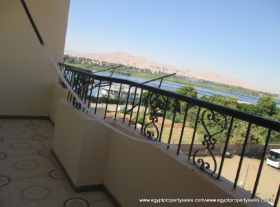 EB1725R Two bedroom well furnished apartments in Awamia Luxor