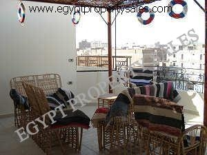 EB0081R Flat for rent in East Bank close to Luxor International Hospital