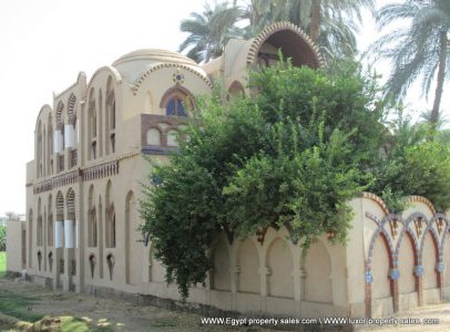 WB1944R Two storey Nubian design Villa in Djorf near to Ramla West bank
