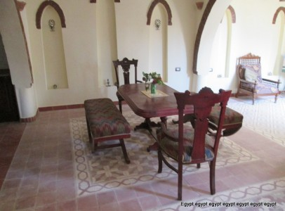 WB0086S Two bedroom apartment ground floor in Gezira