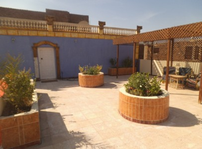WB034R Two bedrooms apartment with two terraces in Ramla West Bank of Luxor