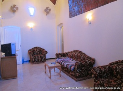 WB3203S Four bedroom domed house for sale in Djorf Luxor West Bank