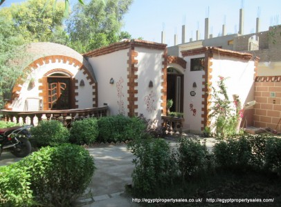 WB6251R Cozy two bedroom house with spacious garden in Qurna