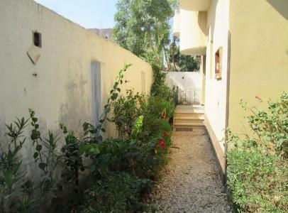 WB0315R First floor 2 bedroom apartment with roof terrace & garden in Ramla