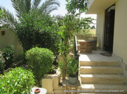 WB1831R Great design for ground floor with Two bedrooms apartment in West Bank of Luxor city