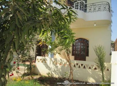 WB0370S Ground floor 2 bedroom apartment with garden in Luxor