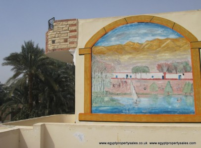 WB0720R First floor apartment for rent in Luxor