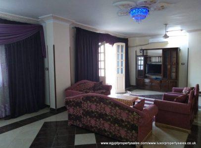 EB1939R Wonderful 2 bedroom 1st-floor apartment in Luxor