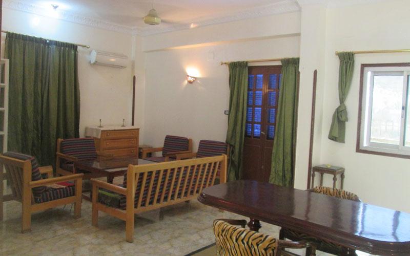 WB4455R First floor 3 bedroom apartment in 2 story villa in Ramla