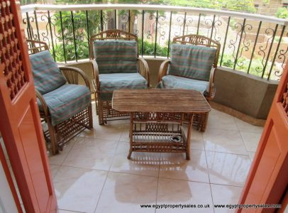 EB1728R Luxury 2 bedroom flat in Luxor with swimming pool