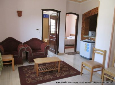 WB56R Cozy first floor apartment for rent in Ramla Luxor