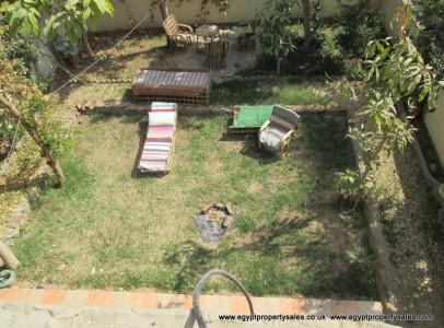 WB0019R Ground floor 2 bedroom apartment with garden for rent in Djorf Luxor