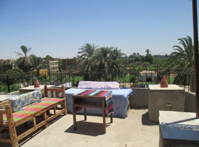 WB0101R Two bedroom apartment 2nd floor in Gezira West bank Luxor
