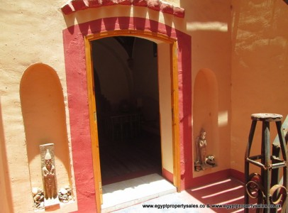 WB00955R First floor 2 bedroom apartment in a traditional domed villa in Habu