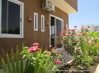 WB1844R Modern style apartments for rent in West Bank of Luxor