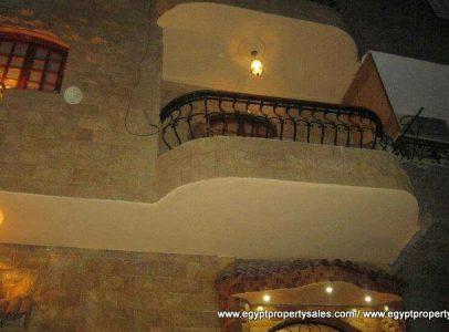 EB524S First floor beautiful 2 bedroom apt 60,000 Euro East bank Luxor