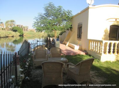 WB1824R A bungalow domed house for Rent in Luxor city