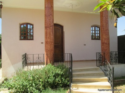 WB0100S Two Story villa in Djorf with a garden and garage plot size 350 sqm