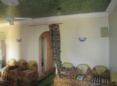 WB0151S Unfurnished 4 story apartment building with extra plot of land in Gezeira Qurna