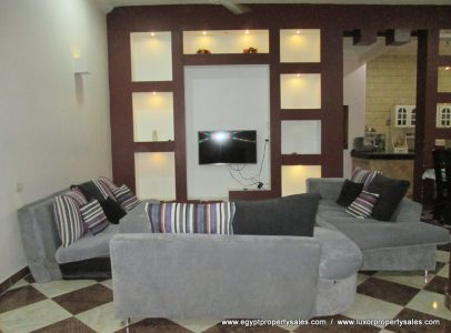 WB1863S Fantastic 4 storey apartment building for sale in Luxor near to Valley of the Kings