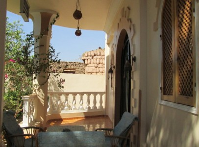 WB0099S Attractive one storey two bedroom villa with garden in Gabawy