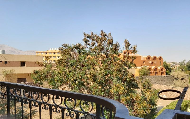 WB1947R Two bedroom flats for rental in Qabawi area of West bank Luxor