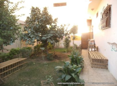 EB1441S Sold * Three storeys apartment building with garden in Awamia