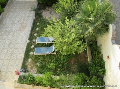 WB1857R One bedroom flat with beautiful garden for rent in Habu area West Bank of Luxor