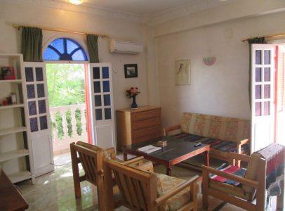 WB2468R 2 story five bedroom villa for rent in Luxor Ramla