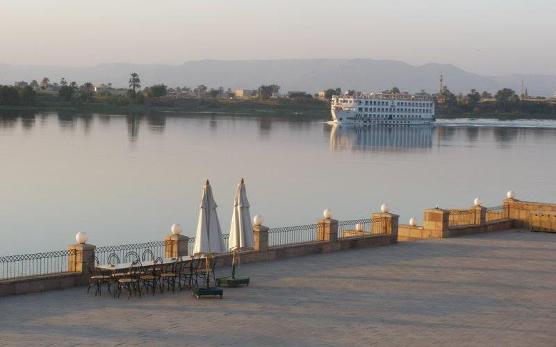 EE1707R Apartments for rent from in a resort setting in East Bank of Luxor