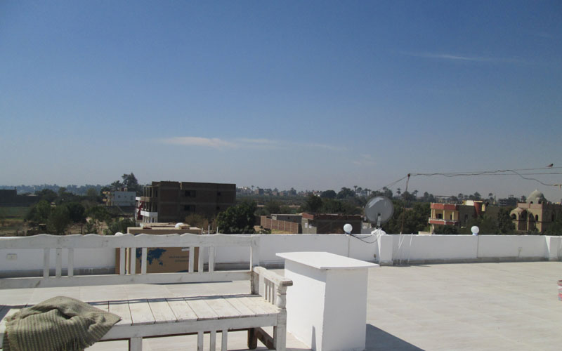 WB1907R Nile front holiday let for booking in Luxor, also for sale
