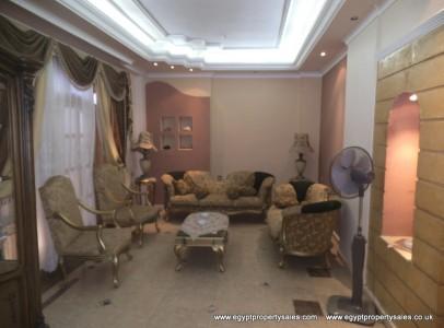 EB1212R Three bedroom apartment on second floor in Fayrouz