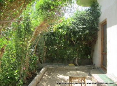 WB101S One bedroom ground floor apartment for sale in Luxor