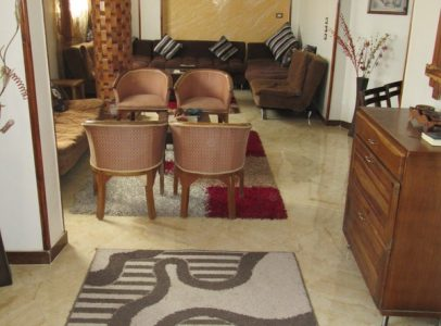 EB524R First floor 2 bedroom apartment East bank Luxor