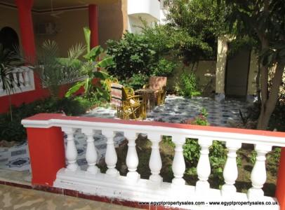 WB0433S Three storey villa/apartment building with garden for sale in Ramla
