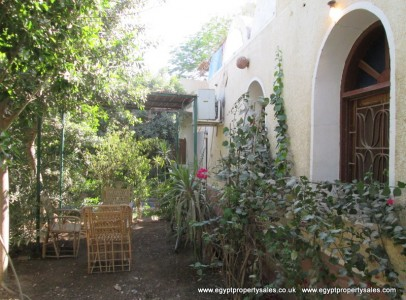 WB3721S Two bedroom house Nile Front in Ramla