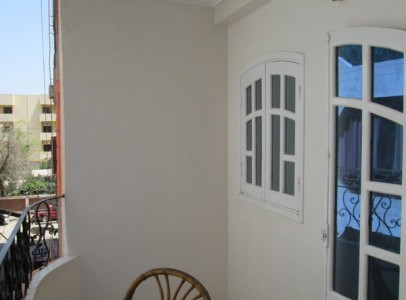 EB2456R Second floor 2 bedroom apartment in Fayrouz East Bank Luxor