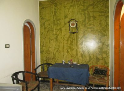 EB1712S Just 12,000 Sterling for this one bedroom apt in Awamia East Bank