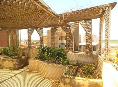 EB3456R Luxury two bedroom apartment for rent in Sonesta Hotel Street Luxor