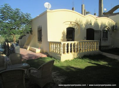 WB1824S Hot sale *** A bungalow domed house for sale in Luxor city