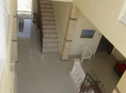 WB172S First floor two bedroom two bathroom apartment for sale in Ramla with Nile views
