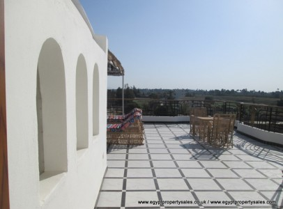 WB1704R Lovely 1 B/room rooftop apt with amazing views Ramla