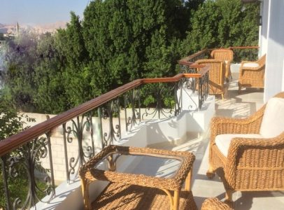 EB1823S Nile front apartment for sale and rent in Luxor with private terrace
