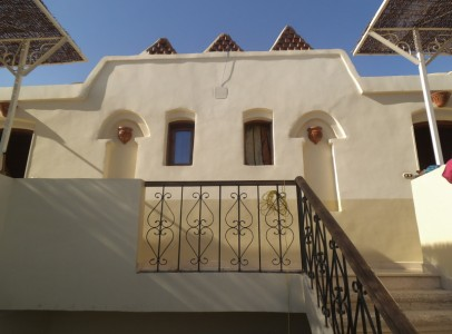 WB36R The Little Palace 4th floor roof top studio in New Qurna