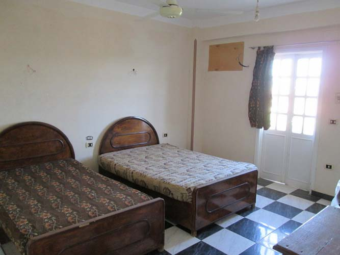 WB3208 Spacious two bedroom domed roof top apartment in Ezba