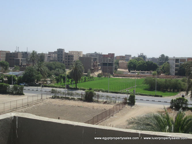 EB1915S Well designed apartment building for sale in Luxor Egypt